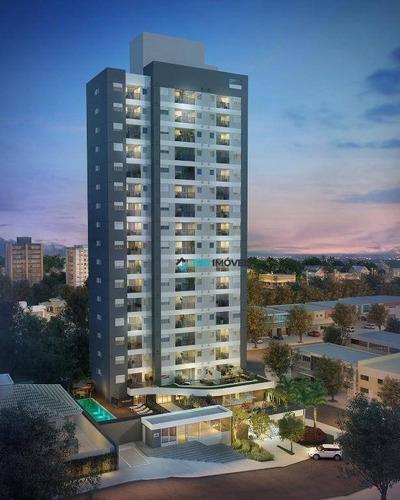 Imagem 1 de 11 de Apartamento Com 1 Dormitório À Venda, 36 M² Por R$ 340.000,00 - Vila Eliza - Campinas/sp - Ap1701