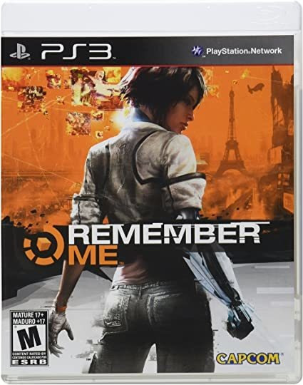 Remember Me Ps3 Midia Fisica