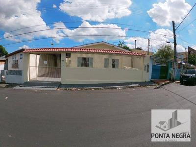 Casa Para Fins Residencial Ou Comercial, Av. Dom Pedro, Dom Pedro -manaus; - Ca0078