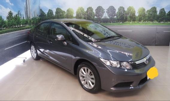 Honda Civic 1.8 Lxs Flex 4p 2016