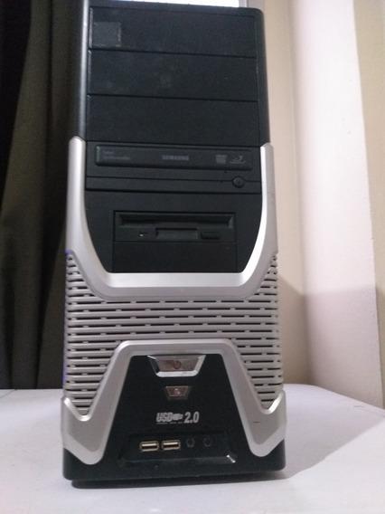 Pc + Placa Mãe Intel P47g + Cooler + Processador Pentium 4