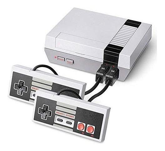 Mini Consola Retro Videojuegos Clásica 620 Juegos