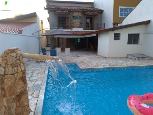 Imagem 1 de 20 de Casa À Venda Em Condomínio - Cc00335 - 69690657
