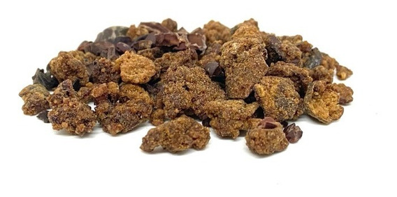 Nibs Cacao Garapiñado Con Azúcar Mascabado 5 Kg Envío Gratis
