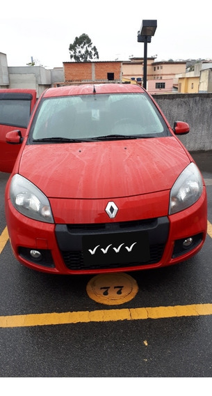 Renault Sandero 1.0 16v Expression Hi-flex 5p 2014