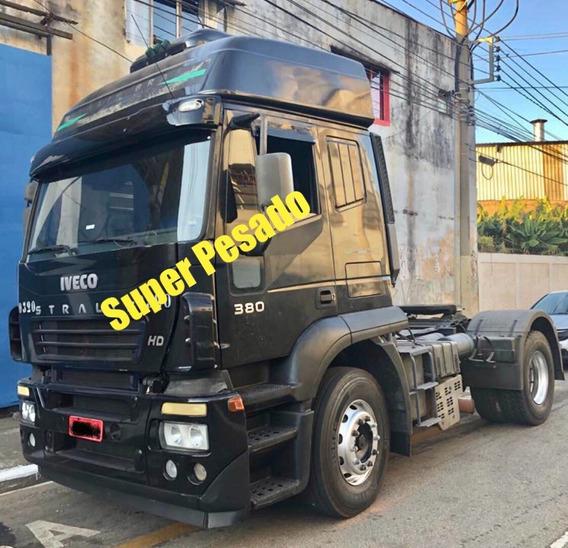 Iveco Stralis 380 Teto Alto Série Brasil