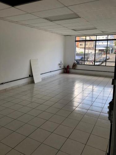 Imagem 1 de 2 de Sala Para Alugar, 40 M² - Centro - São Bernardo Do Campo/sp - Sa4543