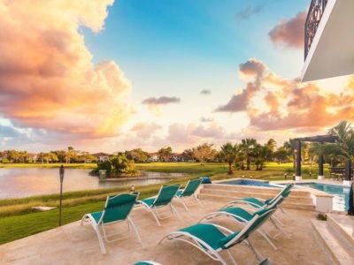 Villa En Alquiler Por Día De 8 Hab En Punta Cana
