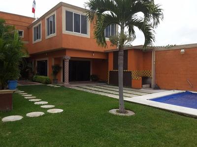 Excelente Casa Alberca Climatizada Cerca Cocoyoc Oaxtepec