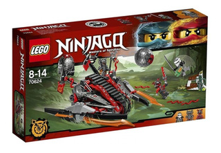 Lego Ninjago 70624 Invasion De Los Vermillion 313 Piezas