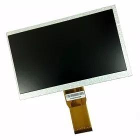Tela Display + Touch - Flat 50 Vias   7300101463 Tablet Tr72
