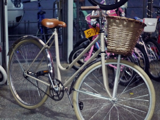Bici Paseo Dama Vintage R26 Contrapedal!