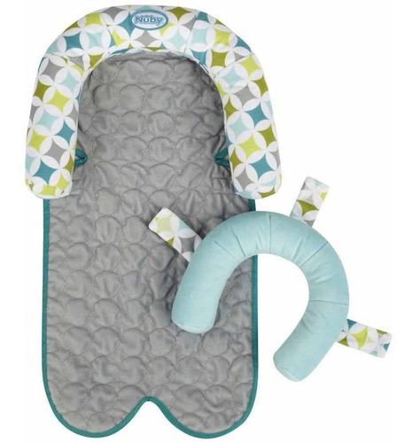 Almohada Nuby Reductor De Cabeza Bebé