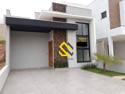 Casa Residencial À Venda, Barra Funda, Votorantim. - Ca1100