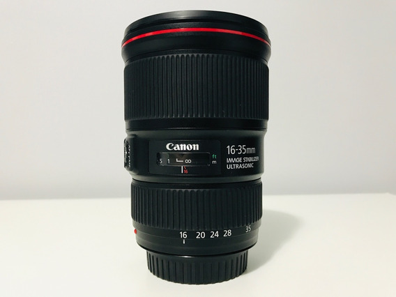 Canon 16-35mm F4 Is