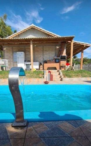 Chácara Com 2 Dormitórios À Venda, 714 M² Por R$ 330.000,00 - Bairro Morro Grande - Arujá/sp - Ch0023