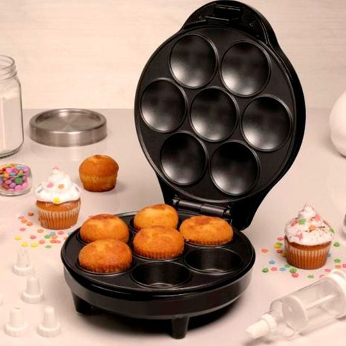 Máquina De Cupcake Antiaderente Empada Bolinho 220v