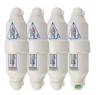 Filter Plus Filtro Agua Combo 4 Planta Ozono Nevera Bebedero