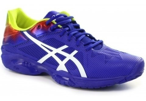 Tênis Asics Gel Solution Speed 3 Flame Fem - Limited Edition