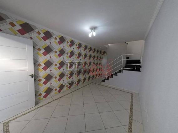 Sobrado Com 2 Dormitórios À Venda, 88 M² Por R$ 299.000,00 - Itaquera - São Paulo/sp - So3308