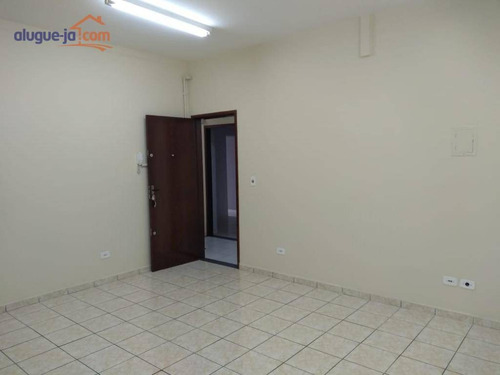 Sala Para Alugar, 27 M² Por R$ 900,00/mês - Centro - São José Dos Campos/sp - Sa0612