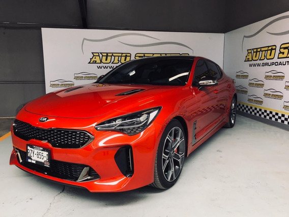 Kia Stinger Gt-line Twin Turbo 2018