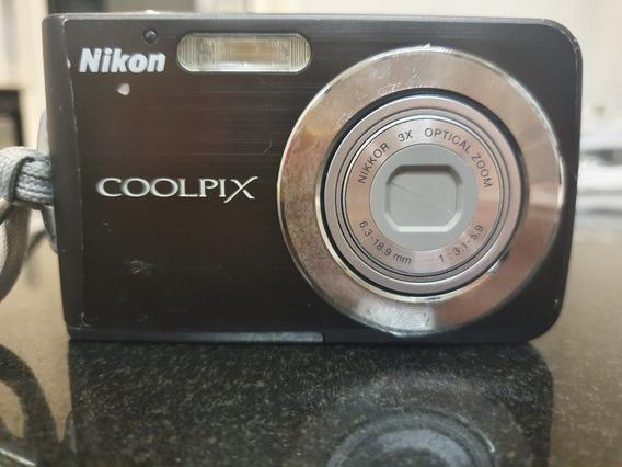 Câmera Digital Nikon S210