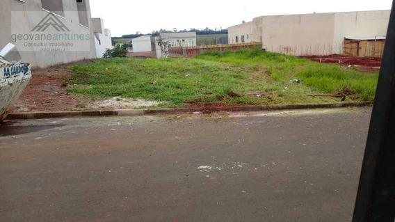 Terreno À Venda, 250 M² Por R$ 150.000,00 - Jardim Cidade Universitária I - Limeira/sp - Te0081