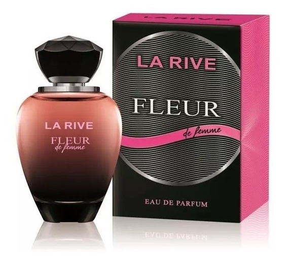 Perfume La Rive Fleur Inspirado Em Poison Girl 90ml