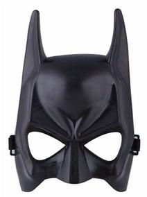 Máscara Personagem Festa A Fantasia Batman Menino 1 Und