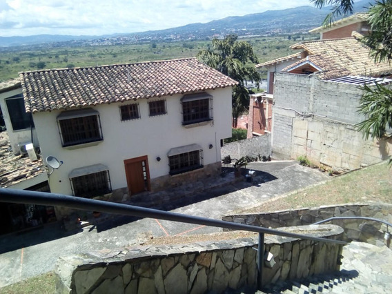 Casa En Venta El Pedregalrah: 19-8168