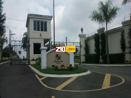 Z10 Imóveis - Te05541 - Excelente Terreno Com Terraplanagem Em Condomínio Fechado - Indaiatuba - Te05541 - 32627301