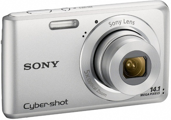 Camera Digital Sony Ciber-shot Dsc-w520