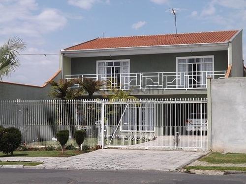 Sobrado A Venda No Bairro Cajuru Em Curitiba - Pr.  - 2836-1