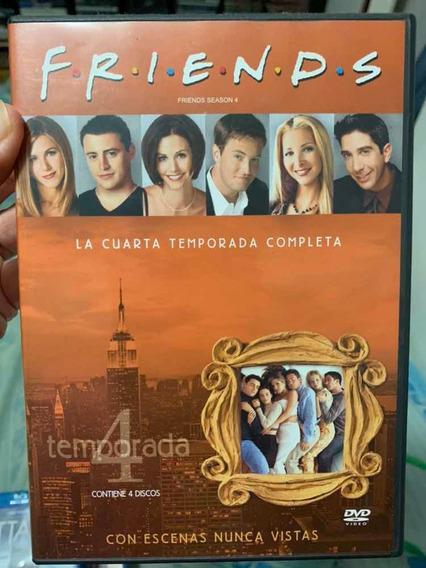 Dvd Friends Temporada 4