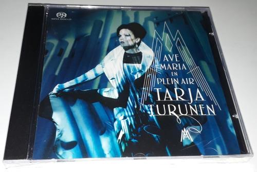 Tarja - Ave Maria - Cd Lacrado (ex Nightwish)