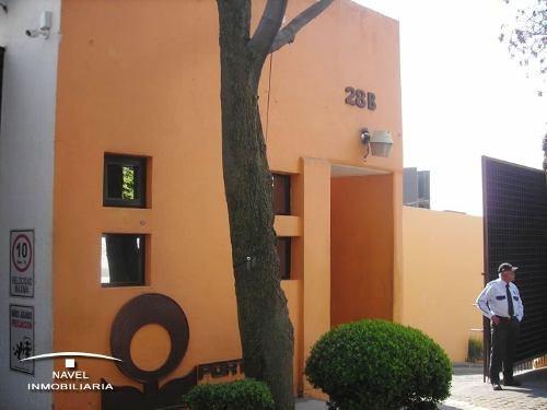 Lindo Departamento En Avenida Toluca, Dev-3185
