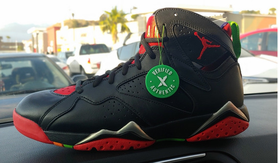 Air Jordan Retro 7 (marvin The Martian)