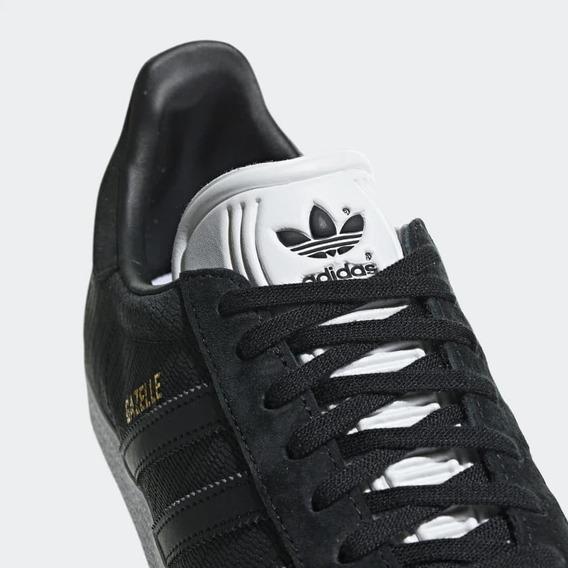 adidas Gazelle Negros Gamuza Modelo W B41662 4 Mex 7american