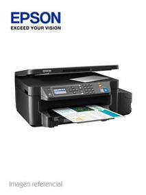 Ep Multifuncional De Tinta Ecotnak Epson L606, Imprime/escan