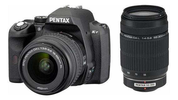 Camara Pentax K-r 12.4 Mp Digital Slr 3.0-inch Lcd Y 18-55 ®