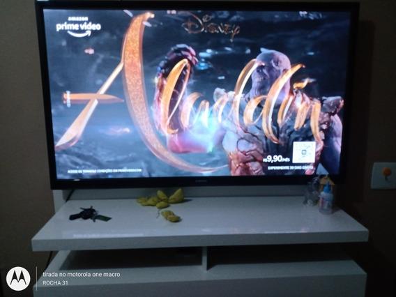 Tv Samsung 51 Polegadas Led Não E Esmart