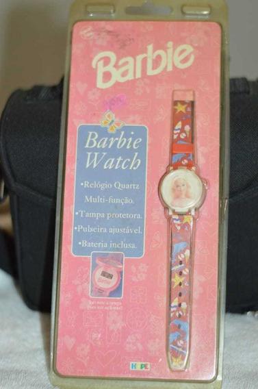 Relogio Da Barbie