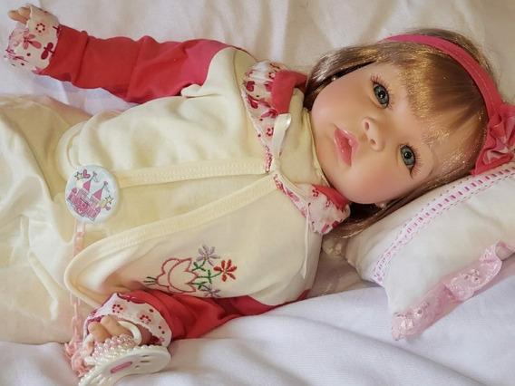 Kit Com 180 Pagao Bebê Menino Bordados Menina Frete Grátis!