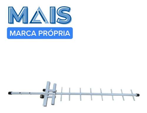 Antena De Celular 15dbi 800, 850, 900, 2100mhz - Gsm E 3g