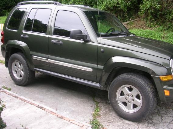 Jeep Cherokee Motor 3.7 Verde, 5 Puertas