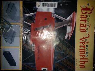 Barão Vermelho Fascículos Da Coleção Do Avião