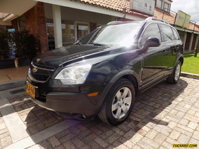 Chevrolet Captiva Sport 2.4cc 4x2 At Aa