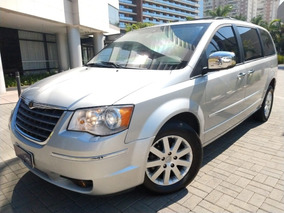 Chrysler Town & Country 3.8 Limited V6 Automatica Blindada