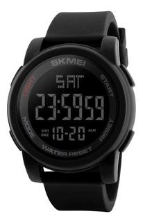 Reloj Hombre Skmei 1257 Deportivo Digital Led Moderno Alarma